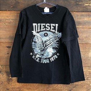 Manga Longa Diesel - 5 anos