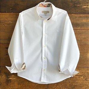 Camisa Burberry - 6 anos