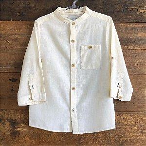 Camisa Zara - 6 anos