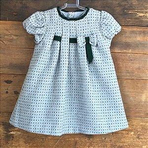 Vestido Lãzinha Importado - 18 meses