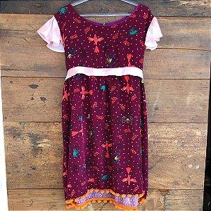 Vestido Seminovo - 4 anos