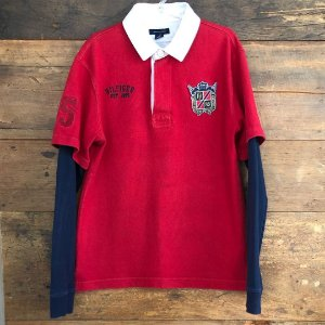 Polo Tommy Hilfiger - 6 a 7 anos