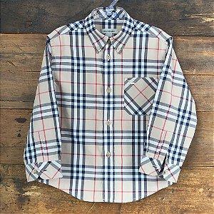 Camisa Burberry - 5 anos