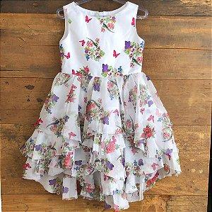 Vestido Mio Bebê - 2 anos