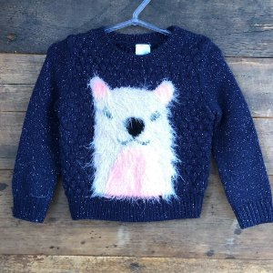 Blusa de lã Cat & Jack - 12 Meses