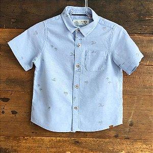 Camisa Zara - 12 a 18 Meses