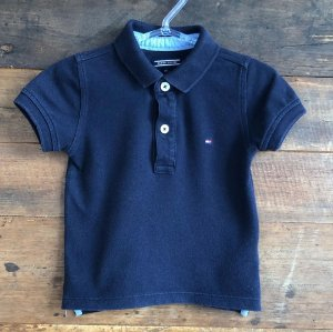 Polo Tommy Hilfiger - 12 Meses