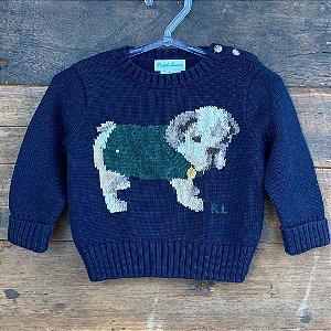 Lãzinha Ralph Lauren - 6 meses