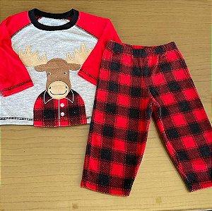 Pijama Carter's - 12 meses