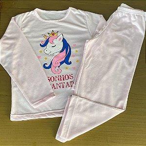 Pijama NOVO - 4 anos e 6 anos