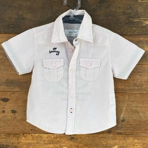 Camisa Baby Club - 9 a 12 meses