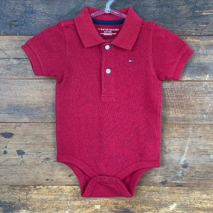 Body Tommy Hilfiger - 6 a 9 meses