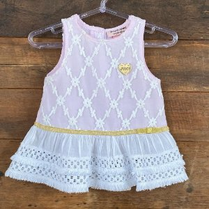 Vestido Juicy Couture - 6 a 9 meses