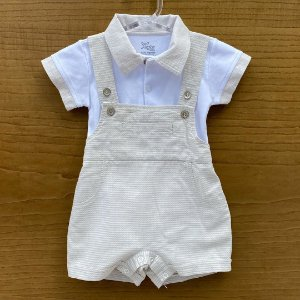 Conjunto Anjos Baby - 3 a 6 meses