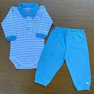 Conjunto Anjos Baby - 6 meses