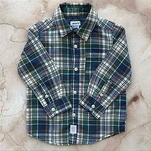 Camisa Carter's - 18 meses