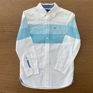 Camisa Tommy Hilfiger - 6 a 7 anos