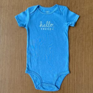 Body Carter's - 24 meses