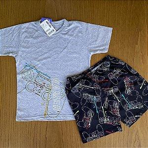 Pijama NOVO - 2 anos
