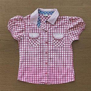 Camisa Tyrol - 12 anos