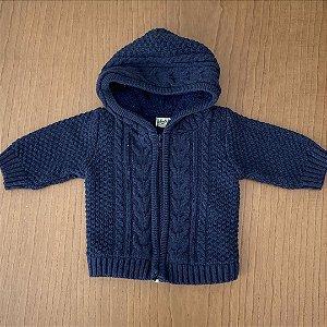 Casaco de lã - 9 meses