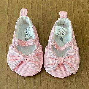 Sapato importado - 6 a 12 meses