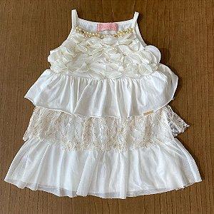 Vestido Pituchinhus - 2 anos