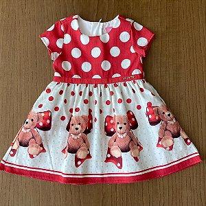 Vestido Momi - 12 meses