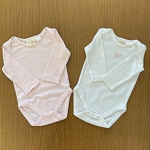 2 Body's Zara - 1 a 3 meses