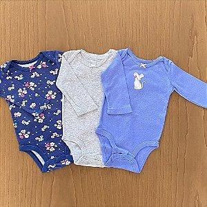 3 Body's Carter's - 3 meses