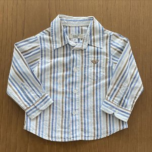 Camisa Armani - 9 meses