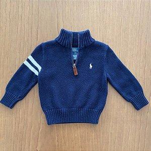 Suéter Ralph Lauren - 12 meses