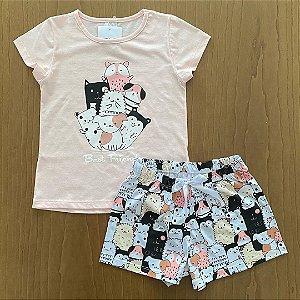 Pijama BY GUS - 4 anos - 6 anos e 8 anos