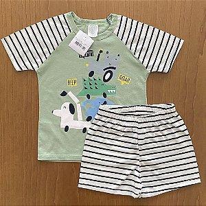 Pijama BY GUS - 2 anos - 3 anos e 4 anos