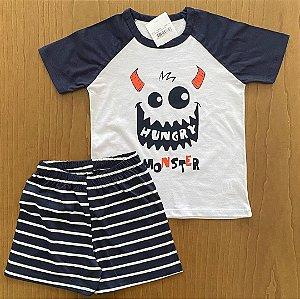 Pijama BY GUS - 2 anos - 3anos - 4anos - 6 anos e 8 anos