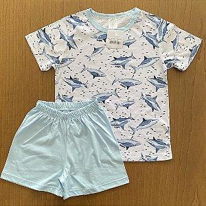 Pijama BY GUS - 6 anos e 8 anos