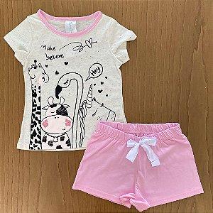 Pijama BY GUS - 12 meses - 2 anos e 3 anos