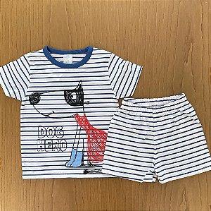 Pijama BY GUS - 3 anos - 4 anos e 6 anos