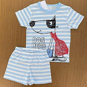 Pijama BY GUS - 3 anos - 6 anos e 8 anos
