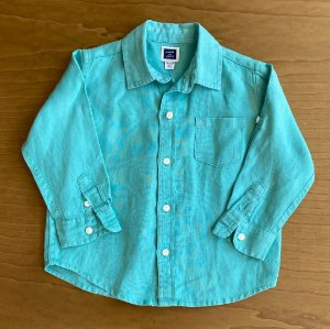 Camisa Janie and jack - 18 a 24 meses