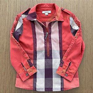 Camisa Burberry - 4 anos