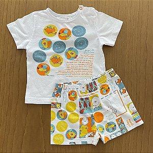 Pijama Sonhart - 10 a 12 meses
