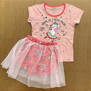Pijama Seminovo - 8 anos