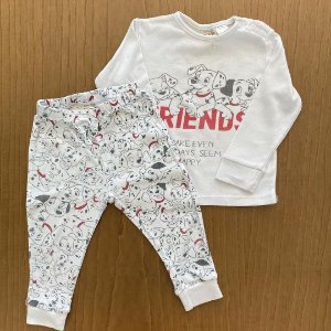 Pijama Zara -12 a 18 meses