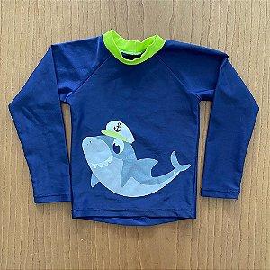 Camiseta de piscina - 9 a 12 meses