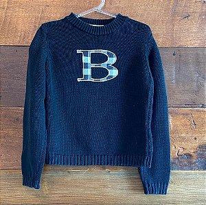 Lãzinha Burberry - 8 anos
