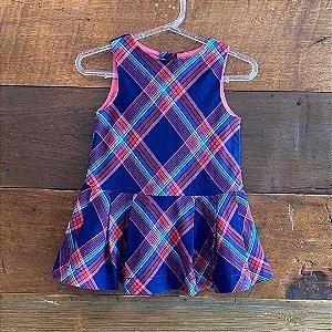 Vestido Tommy Hilfiger -12 meses