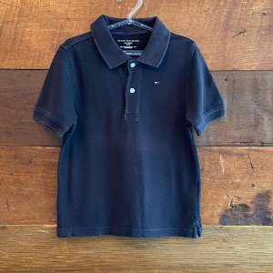Polo Tommy Hilfiger - 4 a 5 anos