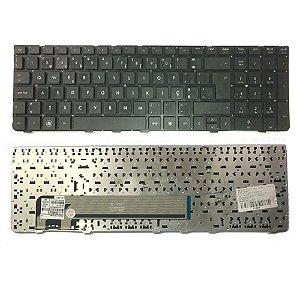 Teclado Hp Probook 4530s 4535s 4730s Modelo: Nsk-cc0sv  Português