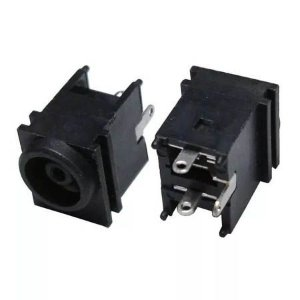 Dc Power Jack Sony Vaio Vgn-fz Vgn-nr Vgn-fw 3 Pinos